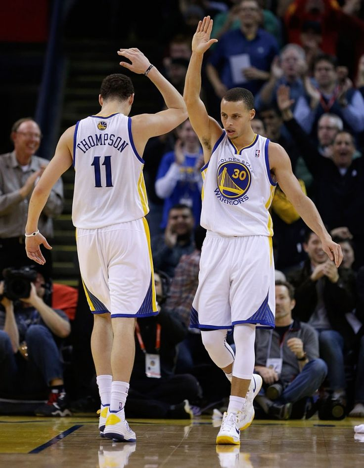 1.23.13 | In an electric back-and-forth matchup between two of the top teams in the West, the Golden State Warriors outlasted the Thunder to win 104-99.