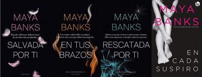 Saga Devereaux Maya Banks Maya Banks Saga Romance