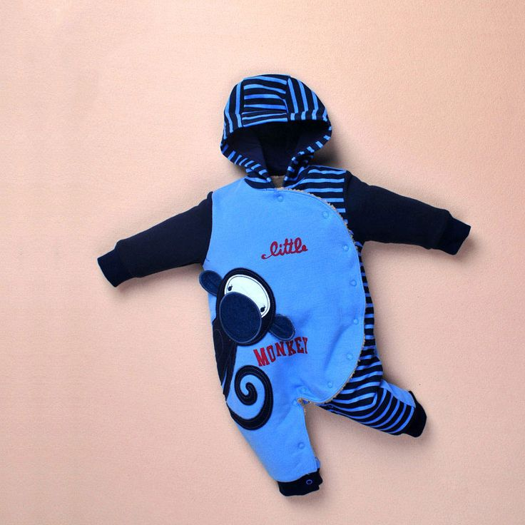 New Born Baby Clothes Girl Unisex Winter Cotton Jumpsuit Body Neonato Products For Children Costumes For Babies Romper Boy 50765