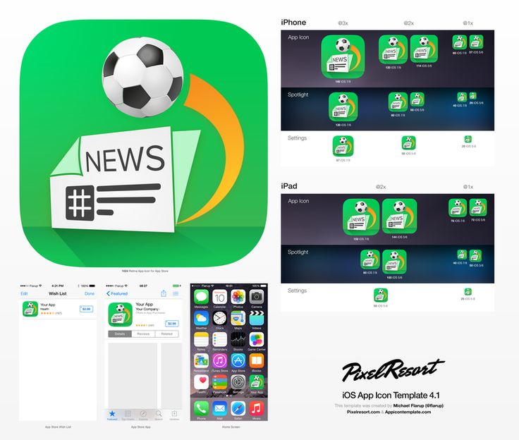 Create a bold and punchy logo for an English football team news update app by MAM2