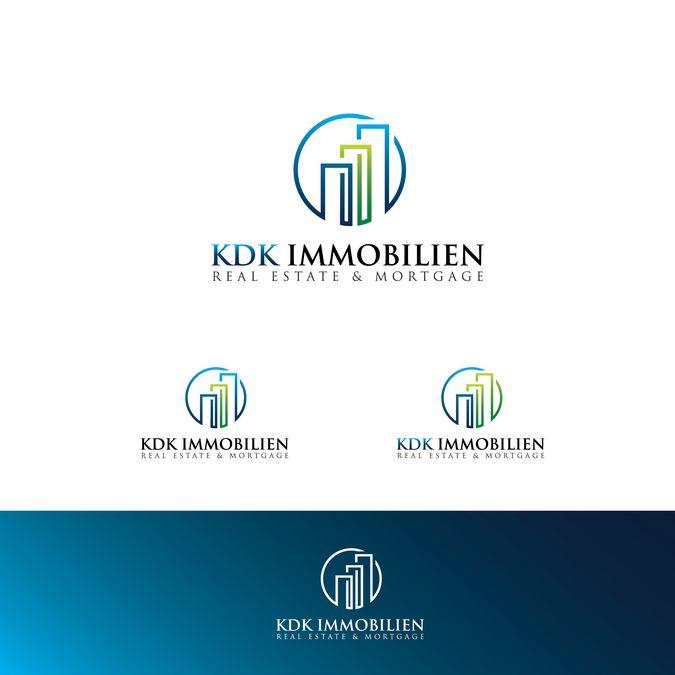 Freelance Work Project - Erstelle ein Immobilien Logo mit Wiedererkennung by Rendah Kalori