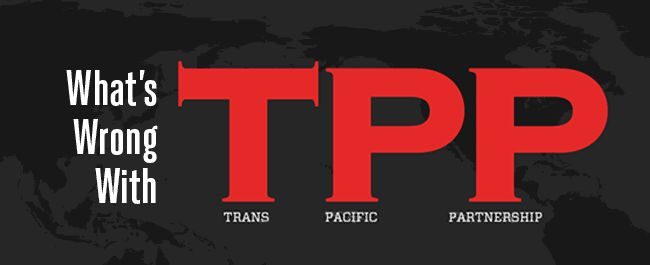 By Jeb Kicker Many  have heard of this giant trade deal known as the TPP, or Trans-Pacific Partnership. Most don't have a clue what...