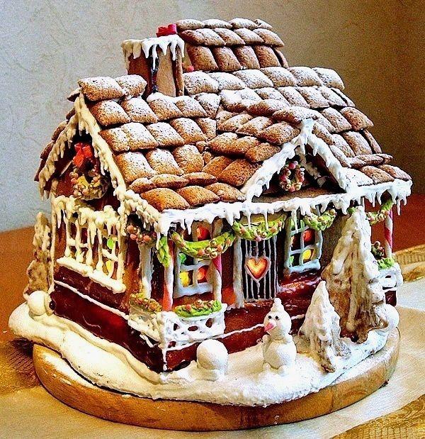 Пряничный домик и не только - Ярмарка Мастеров - ручная работа, handmade