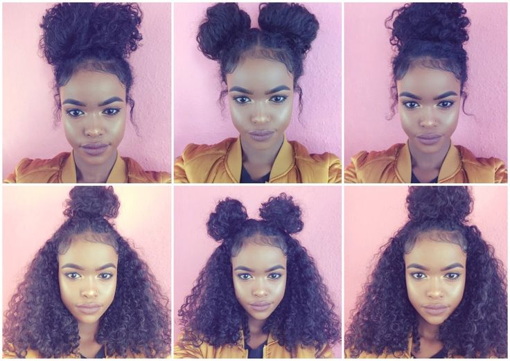 Hey guys! Here's 6 different bun styles for you guys! Hope you like it & don't forget to SUBSCRIBE! SOCIAL MEDIAS: Instagram: halssaa Snapchat: halssa Twitte...