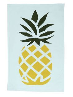 pineapple stencil - Google Search