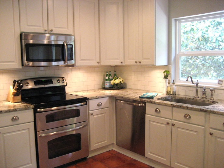 1000 Images About Kitchen Refresh White Cabinets On Pinterest