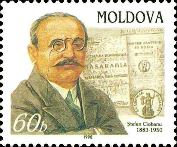 Ştefan Ciobanu (1883-1950). Scholar and Politician