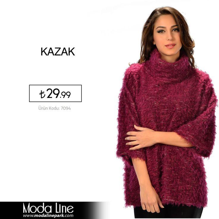 Günlük tarzınla bile gözler üzerinde olsun istiyorsan #kazaklar modalinepark.com'da seni bekliyor!