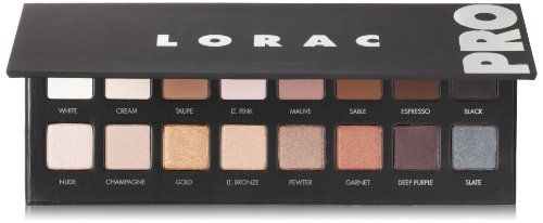 Shared by @clumpsofmascara the Lorac Pro Palette is a such complete kit she thinks you may not need another. With a smart comprehensive mix of colors that go on beautifully and are impeccably long-lasting, Brittany thinks this is an awesome value.
