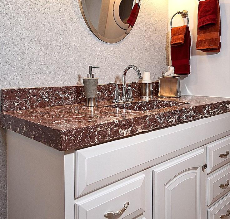 Bathroom Sinks San Antonio 10 best concrete countertops images on pinterest | bathroom ideas