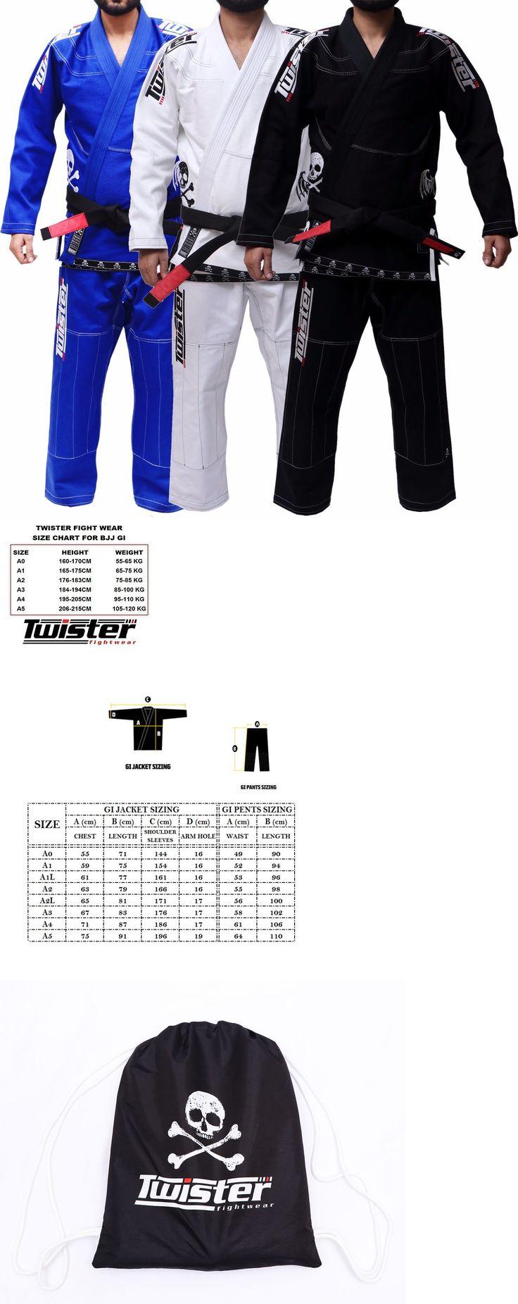 Uniforms and Gis 179774: Twister Fight Brazilian Jiu Jitsu Gi Progress 5.0, Bjj Mma Grappling Uniform -> BUY IT NOW ONLY: $69.99 on eBay!