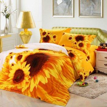 17 best images about sunflower decor on pinterest for Sunflower bedroom decor