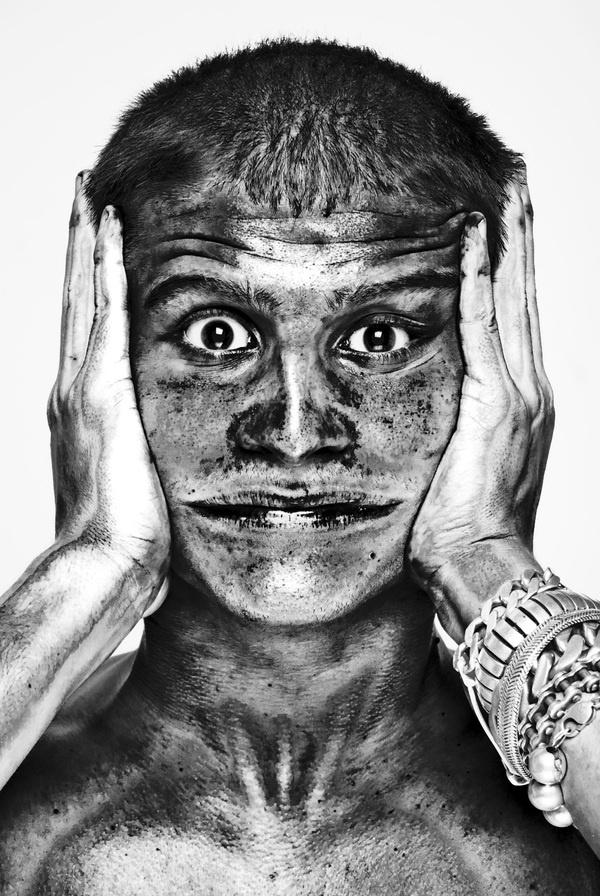 Photosculpture-me by eDsanca , via Behance
