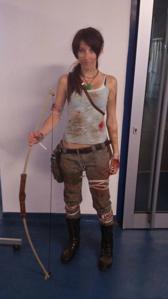 Lara Croft Cosplay Costume   Lara Croft - Tomb Raider Reborn cosplay information
