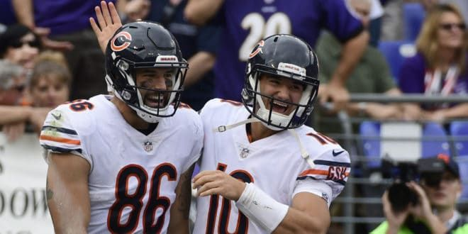 NFL Week Seven Match Up: Panthers at Bears – GET MORE SPORTS