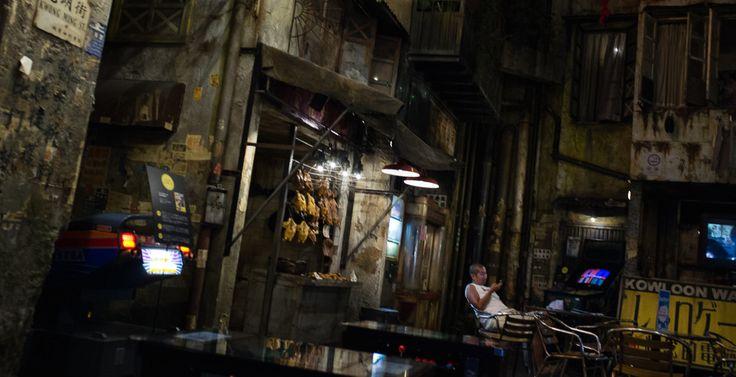 Kawasaki Warehouse: la cidade murada de Kowloon no Japão