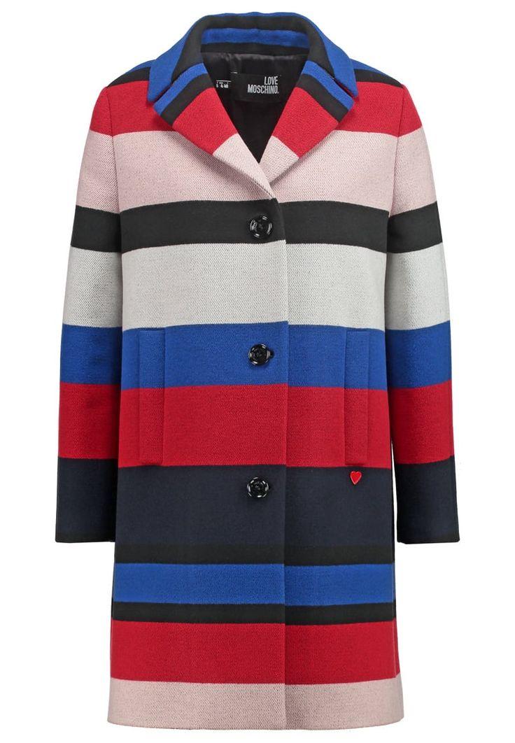 Love Moschino Wollmantel / klassischer Mantel red Premium bei Zalando.de   Material Oberstoff: 44% Polyacryl, 29% Polyester, 18% Wolle, 5% Baumwolle, 4% sonstige Materialien   Premium jetzt versandkostenfrei bei Zalando.de bestellen!
