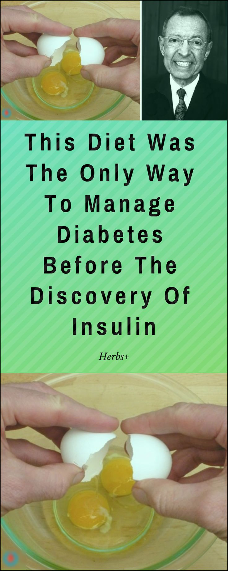 This Diet Was The Only Way To Manage Diabetes Before The Discovery Of Insulin