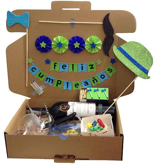 Kit de cumplea os para hombre hermoso gifts pinterest birthdays ideas para and gift - Regalos originales para mi padre ...