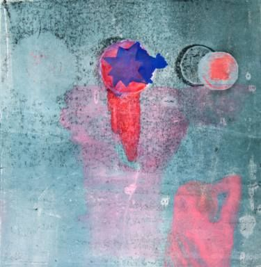 "Saatchi Art Artist ALINA FEDOTOVA; Painting, ""Lunar hallucinations"" #art"
