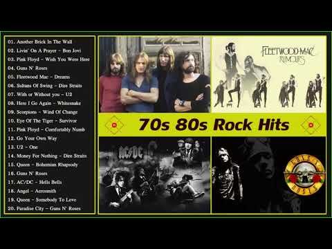 Classic Rock 70s and 80s | Best Rock Songs Of 70s and 80s - YouTube