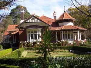 Federation Style House Australia