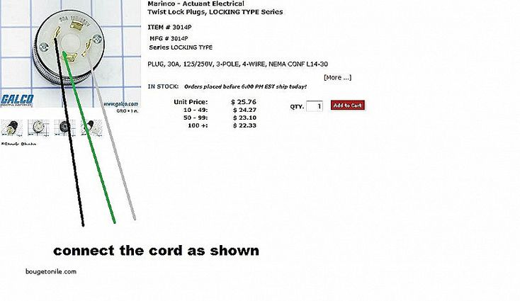 50 3 Prong Twist Lock Plug Wiring Diagram Oy0j Di 2020