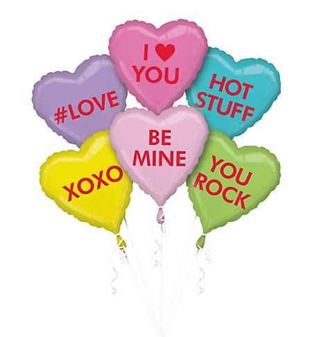 10 best Valentines 2018 images on Pinterest   Heart balloons ...