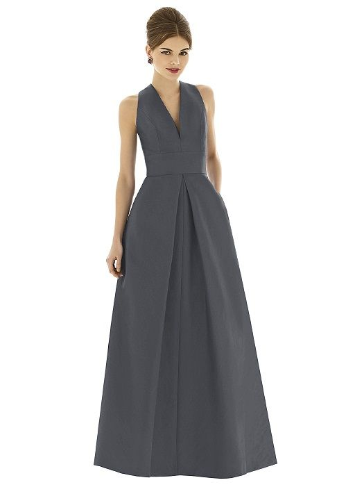 Alfred Sung Style D613 http://www.dessy.com/dresses/bridesmaid/d613/