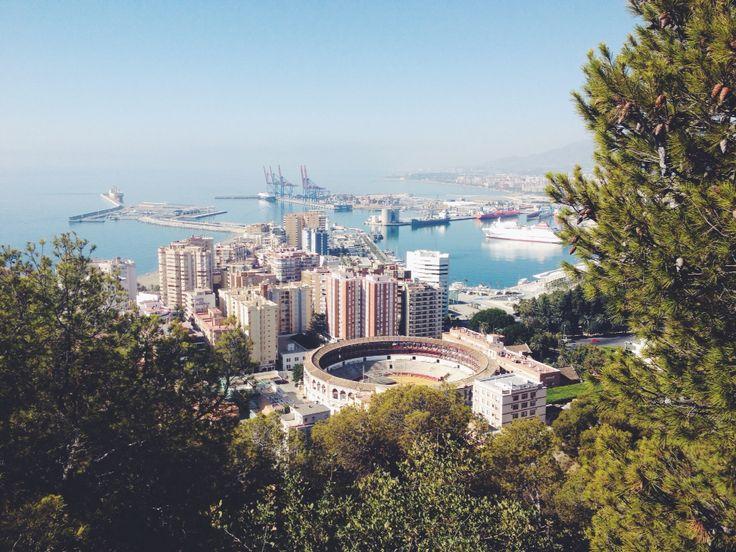 #spain #espana #malaga #andalucia #summer
