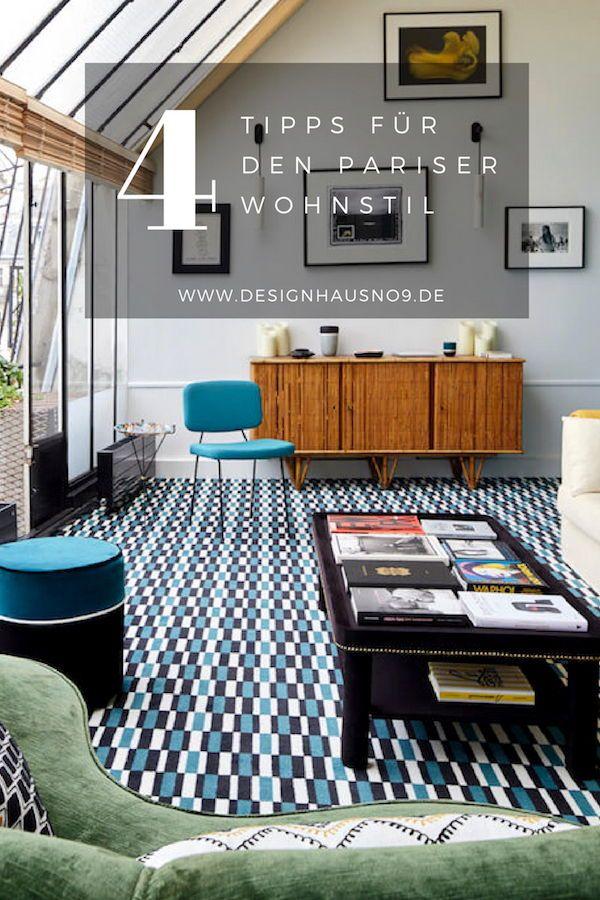 4 Tipps Zum Pariser Wohnstil Und Sarah Lavoines Atelier 1er