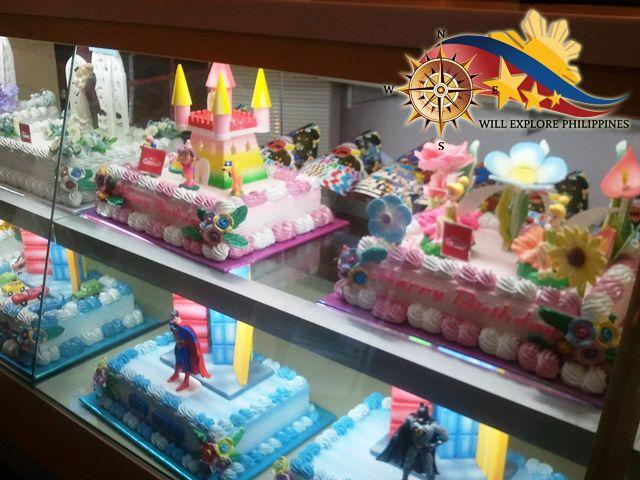 goldilocks bakery philippines   Will Explore Philippines   Flavors of the City – Food & Restaurants ...