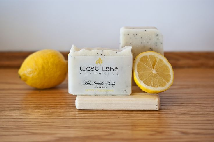only $6.00!! go to our website and but a refreshing citrus smelling soap. www.westlakecosmetics.ca