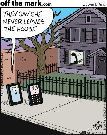 no puede salir de la casa si está conectado por cable