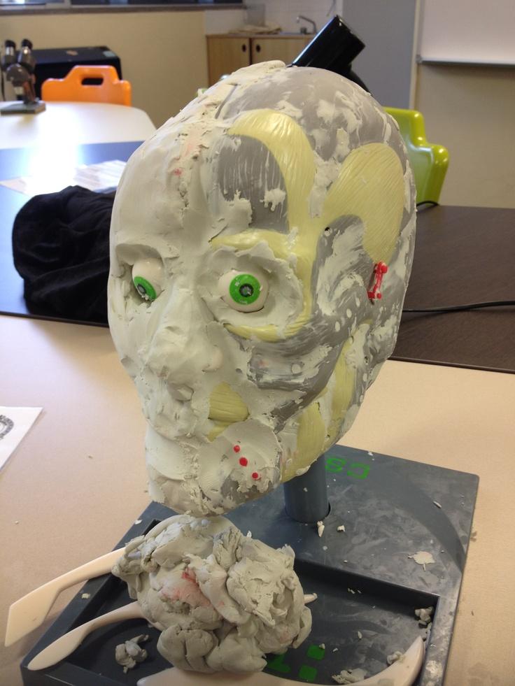 Von schlechten csi facial reconstruction Vieille pisse