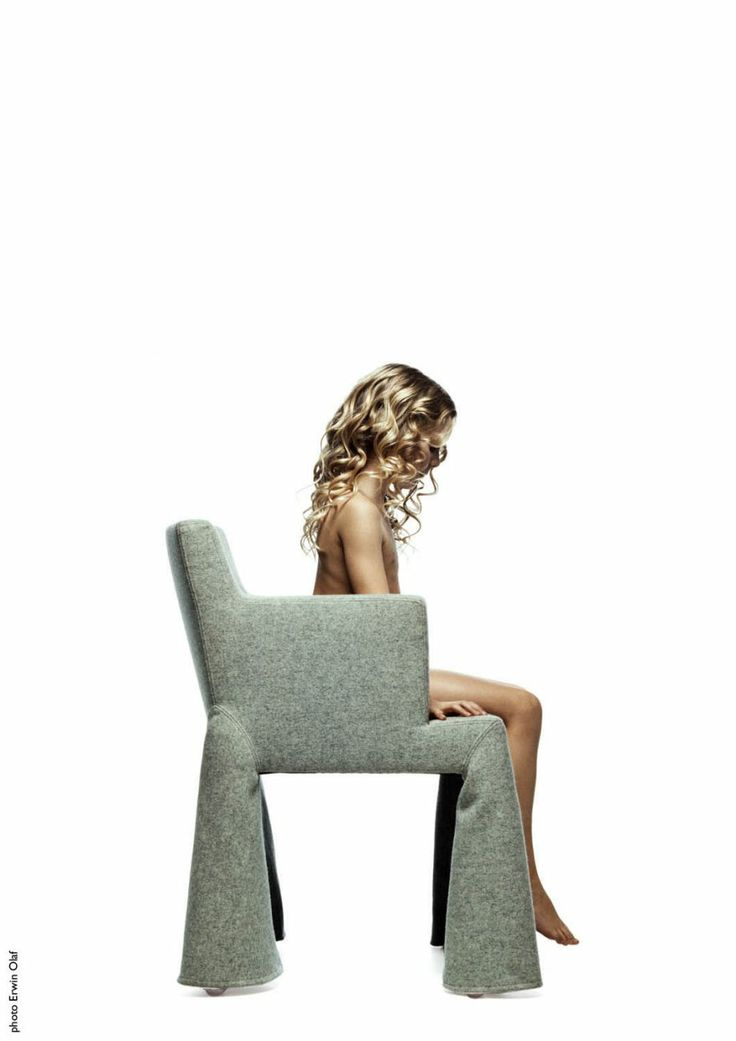 VIP Chair, photography by Erwin Olaf