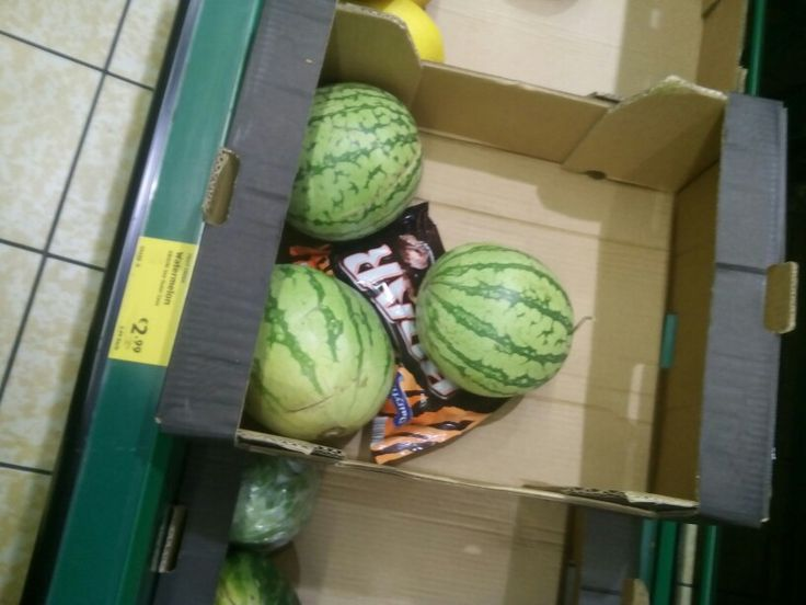 Aldi water melon