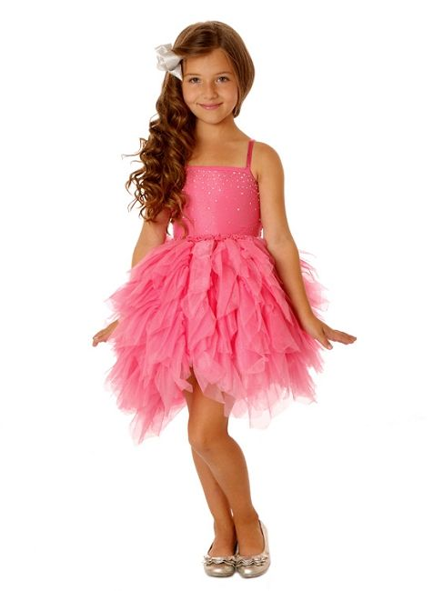 Ooh la la couture wow candy pink devin dress ava for La couture clothing
