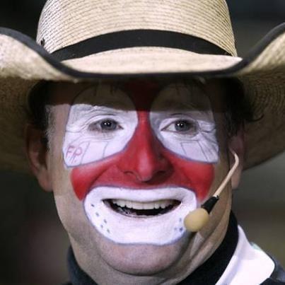 The Great Entertainer Rodeo Clown Bullfighter Flint