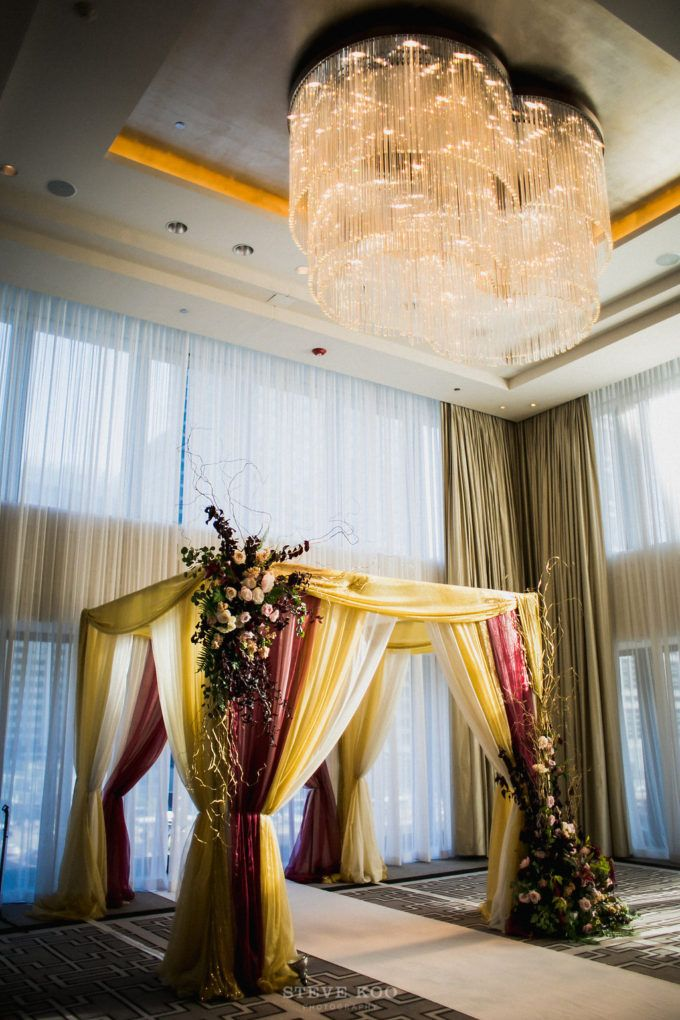 Photography: Steve Koo Floral Design: Vale of Enna Planner: Sweetchic Events Chicago Wedding