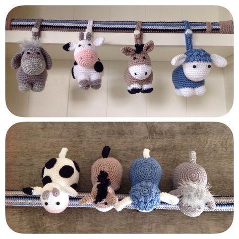 Met veel plezier ontwerp ik originele patronen voor het maken van baby speelgoed en decoraties.