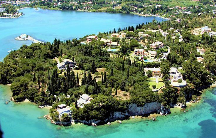 dassia corfu- Greece