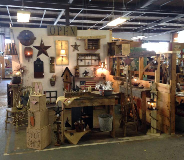 Fall Craft Fair Ideas