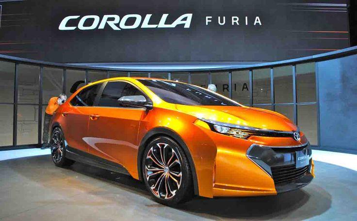 2014 Toyota Corolla Furia