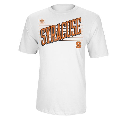 College adidas Originals Syracuse Orange College Slats T-Shirt
