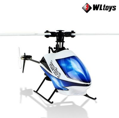 WL V966 V977 RC Helicopter 2.4G 6CH 3D RC Helicopter Power Star 1 Flybarless RTF Single Blade RC Helicopter //Price: $134.52     #instatech