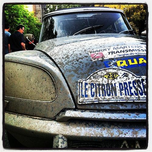 Le Citron Pressé 2012