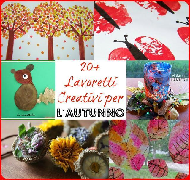 20 progetti creativi per giocare e decorare in autunno come usare elementi naturali per i - Decorazioni autunnali per finestre ...