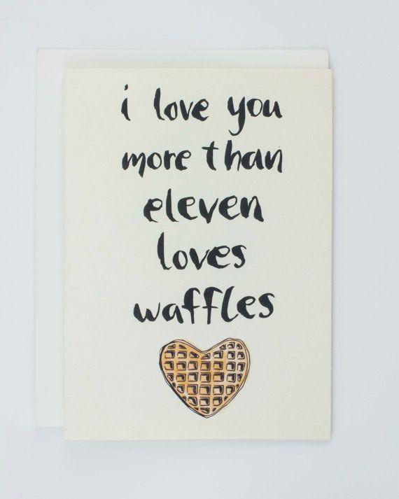 "11 Valentines For The ""Stranger Things"" Fan In Your Life #strangerthings #worldupsidedown"