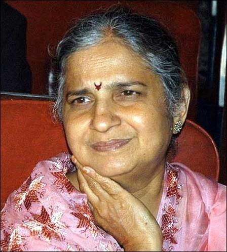 Global visionary: Sudha Murthy